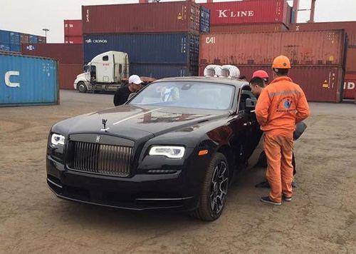 Hé lộ chủ nhân siêu xe Rolls-Royce trị giá 23 tỷ đồng - Ảnh 1
