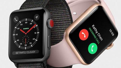 Apple Watch bán 8 triệu đồng hồ thông minh trong 3 tháng cuối năm 2017 - Ảnh 1