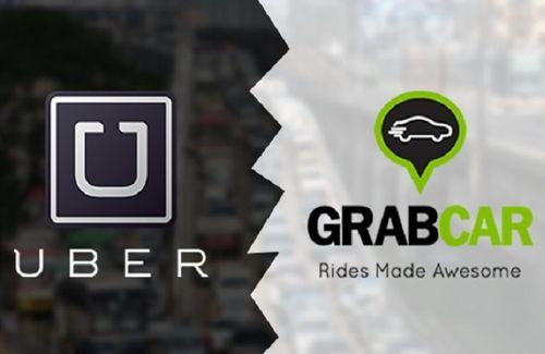 Bộ Tài chính đề nghị làm rõ bản chất hình thức kinh doanh của Uber, Grab - Ảnh 1
