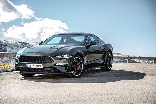 """""""xế"""" sang Ford Mustang Bullitt 457 mã lực có mặt tại châu Âu - Ảnh 1"""