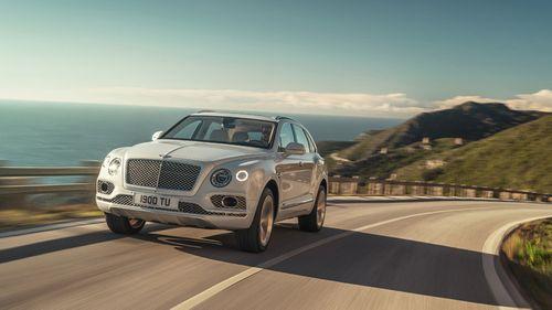 Siêu xe Bentley Bentayga 2019 sẽ có phiên bản Hybrid - Ảnh 1