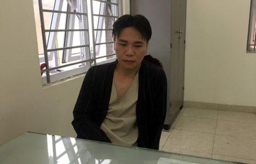 Châu Việt Cường vào nhà tạm giữ sau khi điều trị ngộ độc tỏi - Ảnh 1