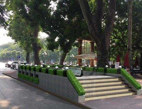 Nhà sử học Lê Văn Lan: Ga tàu điện ngầm ở vị trí nhạy cảm - Ảnh 1