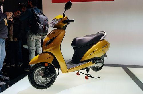 Cận cảnh mẫu xe tay ga Honda Activa 5G, giá chỉ 18 triệu đồng - Ảnh 1