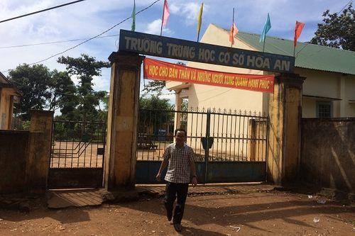 """Đắk Lắk: Một hiệu trưởng bị tố nhận 300 triệu đồng """"chạy"""" việc - Ảnh 1"""