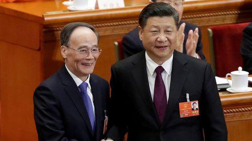 Ông Tập Cận Bình tái đắc cử Chủ tịch Trung Quốc với 100% phiếu bầu - Ảnh 1