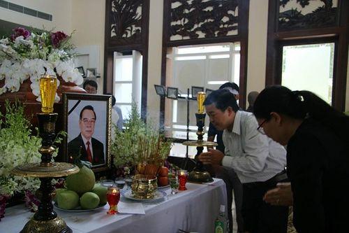 Lễ tang bình dị của nguyên Thủ tướng Phan Văn Khải tại tư gia - Ảnh 2