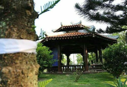 Nơi yên nghỉ bên cạnh vợ của nguyên Thủ tướng Phan Văn Khải tại tư gia - Ảnh 2