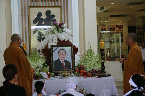 Danh sách Ban Lễ tang nguyên Thủ tướng Phan Văn Khải - Ảnh 1