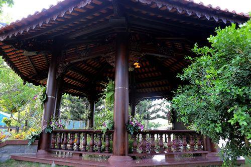 Nơi yên nghỉ bên cạnh vợ của nguyên Thủ tướng Phan Văn Khải tại tư gia - Ảnh 4