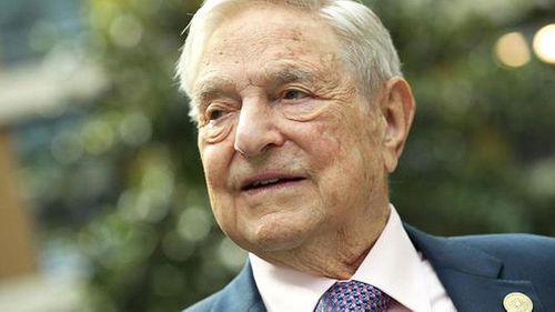 """Tỷ phú George Soros: Con đường làm giàu từ tay trắng đến trùm đầu cơ """"lão làng"""" - Ảnh 1"""
