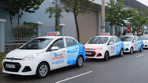 Đà Nẵng: Doanh nghiệp đổ lỗi thất thu do bị Uber, Grab áp đảo - Ảnh 1