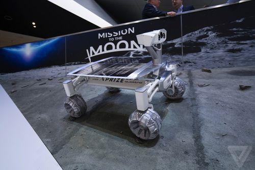 Mặt trăng được phủ sóng mạng di động 4G trong năm 2019 - Ảnh 1