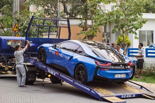 Lóa mắt với dàn siêu xe tham dự Car & Passion 2018 vừa đổ bộ Hà Nội - Ảnh 7