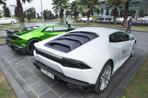 Lóa mắt với dàn siêu xe tham dự Car & Passion 2018 vừa đổ bộ Hà Nội - Ảnh 1