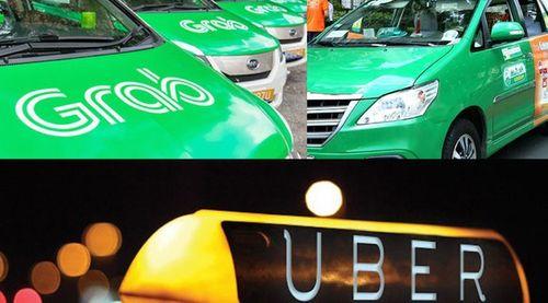 Cấm Uber, Grab trên 11 tuyến phố, Bộ GTVT nói gì? - Ảnh 1