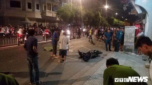 TP.HCM: Phóng xe máy với tốc độ cao, nam thanh niên tử vong tại chỗ - Ảnh 1