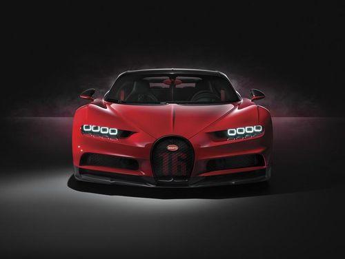 Bugatti Chiron Sport chuẩn bị hiện diện tại New York, chào giá 3,2 triệu USD  - Ảnh 1