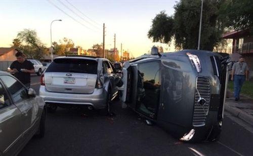 Một tiểu bang của Mỹ cấm xe tự lái của Uber vì gây chết người - Ảnh 1
