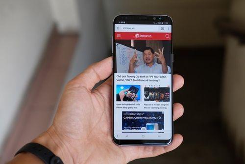 Galaxy S8, S8+ đồng loạt giảm giá sốc tới 2,5 triệu đồng, dọn đường cho Galaxy S9 đổ bộ - Ảnh 1