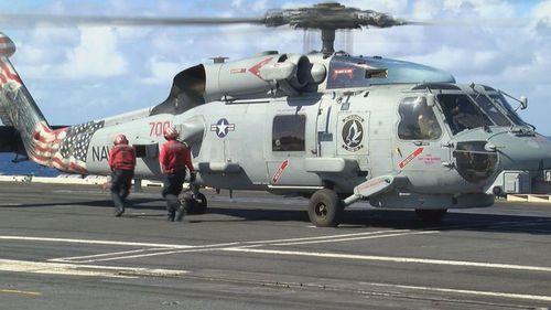 Tàu sân bay và 6.000 thuỷ thủ Mỹ sắp vào Việt Nam - Ảnh 1