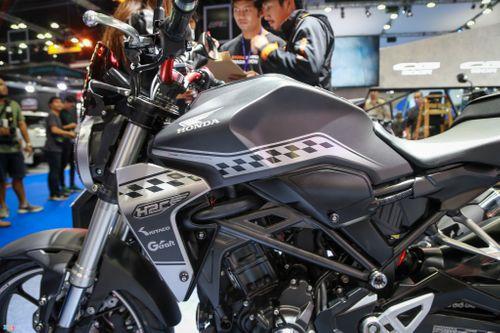 Xế khủng Honda CB300R 2018 ra mắt, giá 4.800 USD - Ảnh 1