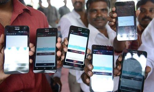Uber củng cố thị trường Ấn Độ để cạnh tranh với đối thủ Grab - Ảnh 1