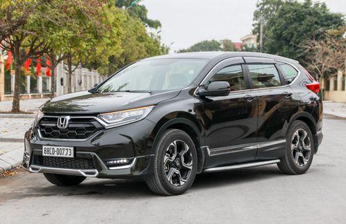 Honda CR-V 7 chỗ nhập khẩu giảm giá tới gần 200 triệu  - Ảnh 2