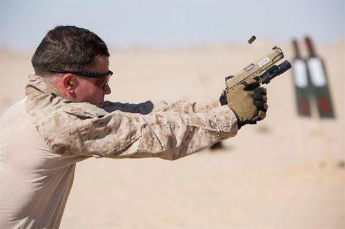 Mãn nhãn với một số loại súng trang bị cho lính lục quân Mỹ  - Ảnh 10