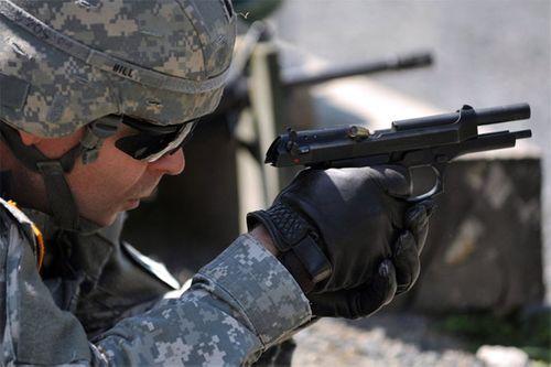 Mãn nhãn với một số loại súng trang bị cho lính lục quân Mỹ  - Ảnh 9