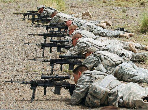 Mãn nhãn với một số loại súng trang bị cho lính lục quân Mỹ  - Ảnh 5
