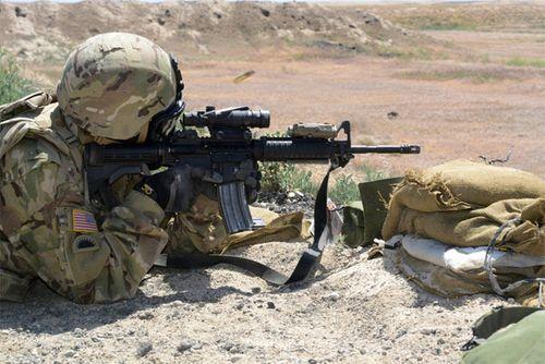 Mãn nhãn với một số loại súng trang bị cho lính lục quân Mỹ  - Ảnh 4