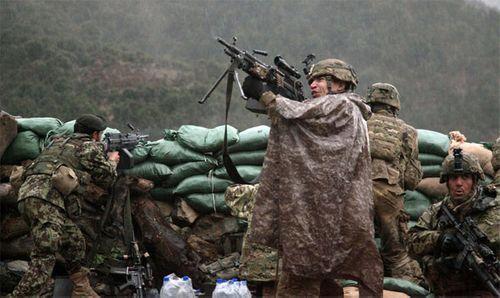 Mãn nhãn với một số loại súng trang bị cho lính lục quân Mỹ  - Ảnh 3