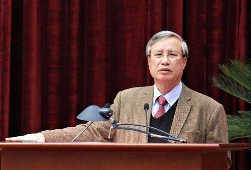 Ông Trần Quốc Vượng giữ chức Thường trực Ban Bí thư thay ông Đinh Thế Huynh - Ảnh 1