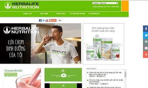 Công ty Herbalife Việt Nam bị phạt 140 triệu đồng vì lơ là giám sát  - Ảnh 1
