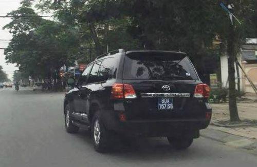 Sau 3 năm sử dụng, Nghệ An rao bán 2 xe tiền tỷ do doanh nghiệp tặng - Ảnh 1
