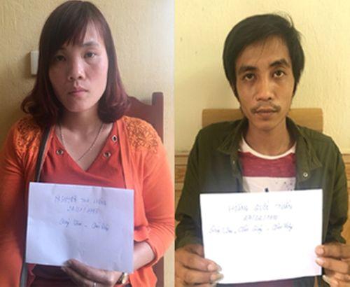 Bắt cặp vợ chồng đưa người sang Trung Quốc lao động trái phép - Ảnh 1