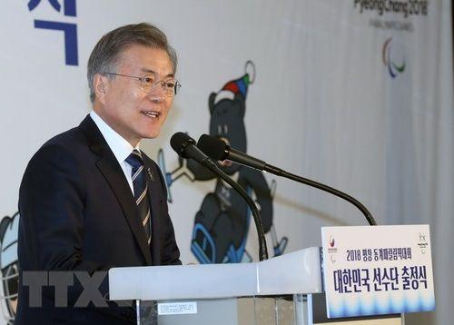 Hàn Quốc khẳng định ông Kim Jong-un sẽ ngừng phóng tên lửa - Ảnh 1
