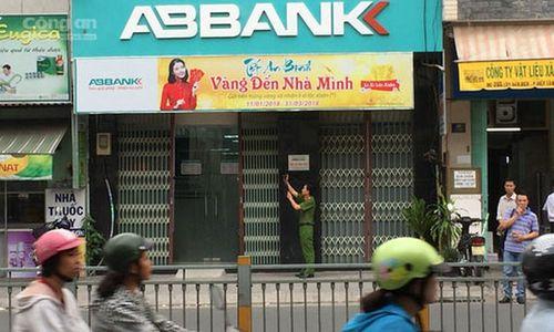Vụ cướp ngân hàng ở Sài Gòn: Nhận diện được 2 đối tượng tình nghi - Ảnh 1