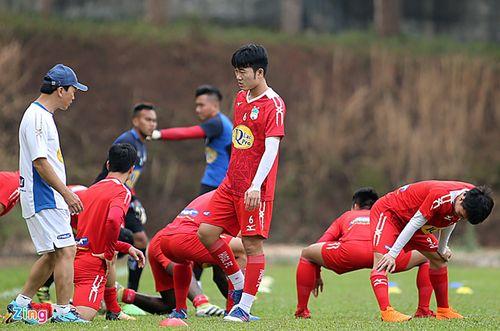 Xuân Trường phủ nhận chuyện bị kiệt sức trước trận gặp Nam Định - Ảnh 1