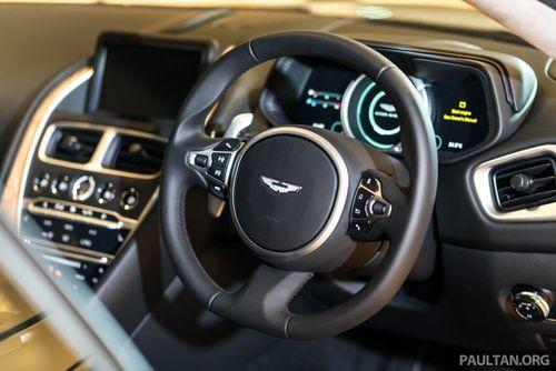 Xế sang Aston Martin DB11 V8 ra mắt, chào giá hơn 450.000 USD - Ảnh 2