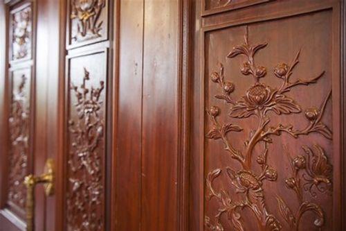 """Những tác phẩm từ gỗ quý của đại gia Việt khiến nhiều người """"hoảng hốt"""" khi nghe giá - Ảnh 7"""