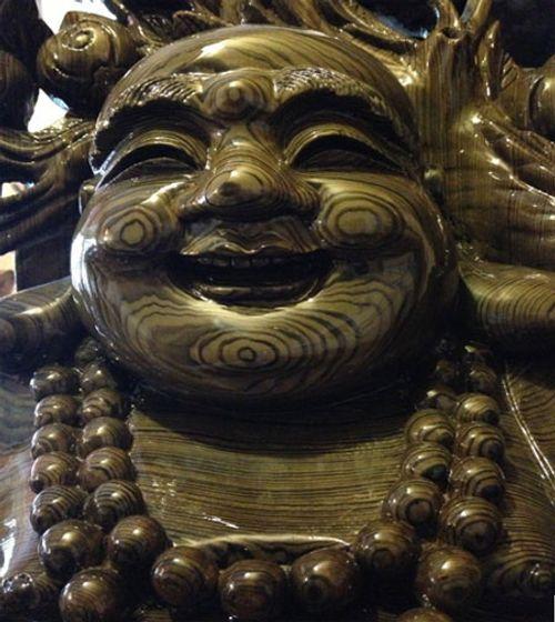 """Những tác phẩm từ gỗ quý của đại gia Việt khiến nhiều người """"hoảng hốt"""" khi nghe giá - Ảnh 2"""