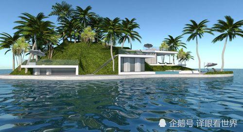 Dubai chuẩn bị xây siêu biệt thự nổi trên biển, mỗi căn trị giá khoảng 626 tỷ  - Ảnh 2