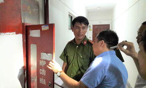 31 chung cư tại Hà Nội vi phạm về PCCC, 3 trường hợp chây ì sẽ bị điều tra - Ảnh 1