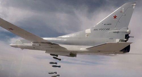 """Phòng không Nga bắn """"tan xác"""" 17 máy bay không người lái mang theo vũ khí  - Ảnh 1"""