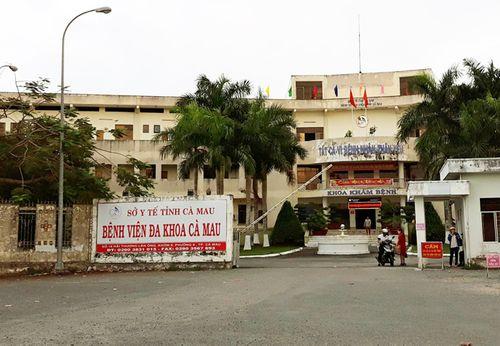 Bệnh viện Cà Mau cần phải trả nợ 53 tỷ đồng - Ảnh 1