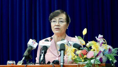 Sẽ báo cáo Bí thư Thành uỷ TP.HCM về vấn đề quy hoạch ở Thủ Thiêm - Ảnh 1