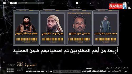 5 thủ lĩnh khét tiếng của IS bị bắt trong chiến dịch truy kích xuyên biên giới - Ảnh 1