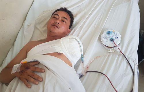Vụ tai nạn trên đèo Khánh Lê: Hướng xe về phía vách núi để tránh lao xuống vực - Ảnh 1